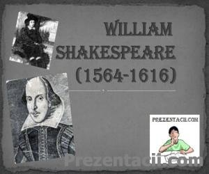 William Shakespeare - Уильям Шекспир