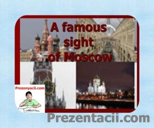 A famous sight of Moscow - ��������� ��� ������