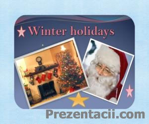 Winter holidays - ������ ���������