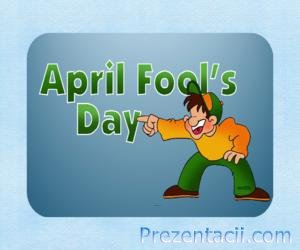 April Fool's Day - День смеха