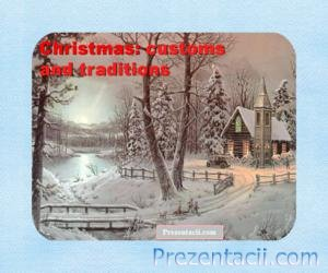 ��������� ������ � �������� (Christmas: customs and traditions)