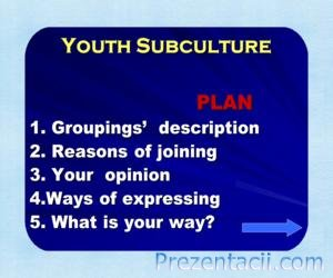 Youth Subculture (���������� �����������)