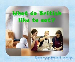 What do British like to eat (��� �������� ����� ������)