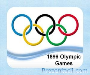 The 1896 Olympic Games (����������� ���� 1896 ����)