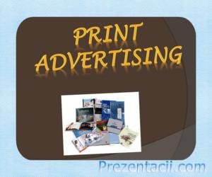 �������� ������� (PRINT ADVERTIZING)