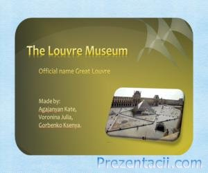 �he Louvre Museum (����)
