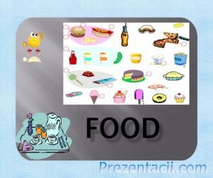 Food (Еда) 3 класс